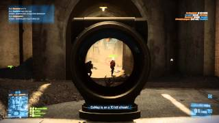 BF3 multi crack zlo AEVN RUSH Gameplay (Map Talah Market Defender)