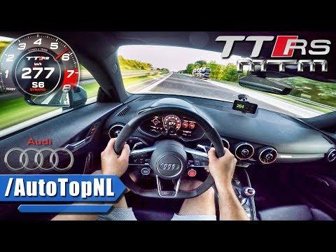 Audi TT RS AUTOBAHN POV 465 HP MTM by AutoTopNL