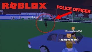 Becoming a Roblox Vigilante