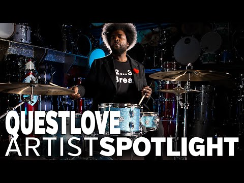 "Artist Spotlight: Ahmir ""Questlove"" Thompson"