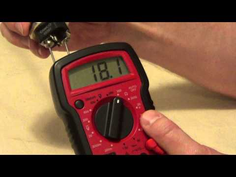 How To Test A Water Heater Element Youtube