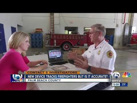 Is Palm Beach County Fire Rescue's response times tracking system working?