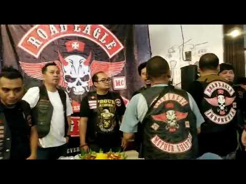 Hanground To Prospect ROAD EAGLE MC Tangerang Chapter