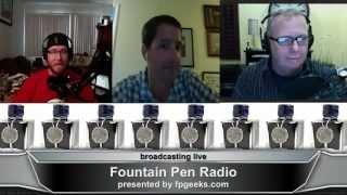 Fountain Pen Radio Episode 0018