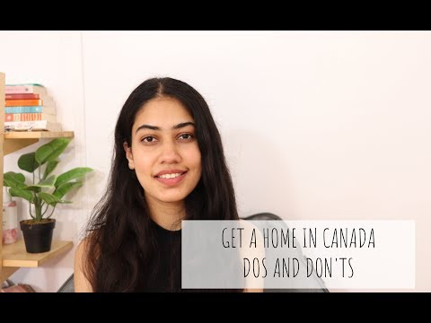How To Find Accommodation In Canada | Dos And Don'ts Of Renting Houses In Canada