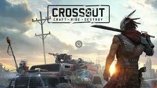 Ночной Crossout - Стрим