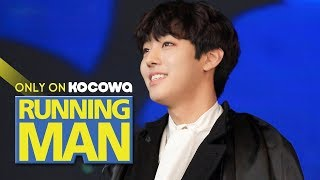 Ahn Hyo Seop Is Sweating A Lot He Must Be Nervous Running Man Ep 424