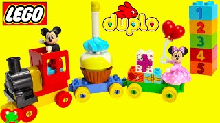 Mickey Mouse Clubhouse Lego Duplo #10597 Birthday Parade
