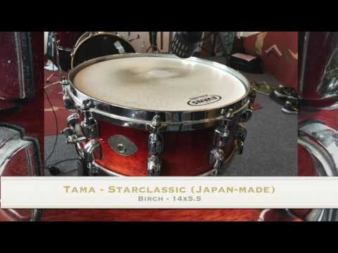 Epic Snare Drum Compilation (Sound Check)