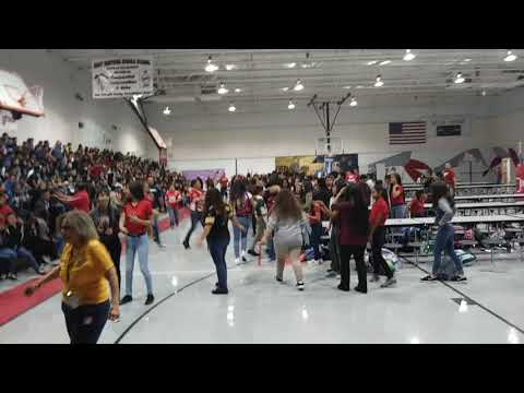 Lucid Love brings the house down at East Montana Middle School