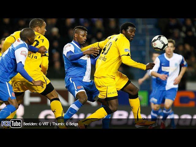 2010-2011 - Jupiler Pro League - 25. Racing Genk - Club Brugge 1-0
