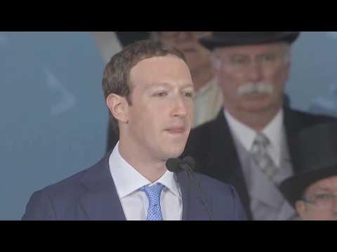 Diễn Văn Tốt Nghiệp Harvard của Mark Zuckerberg 2017 (VietSUB)