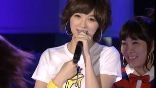 【TVPP】Davichi - War and Love, 다비치 - 사랑과 전쟁 @ Show! Music Core Live in Uljin