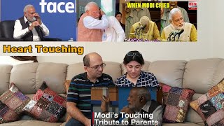 I LEFT MY EVERYTHING FOR THIS COUNTRY | EMOTIONAL SIDE OF PM MODI | INDIANS IN AMERICA REACTION