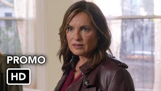 Law and Order SVU 19x06 Promo