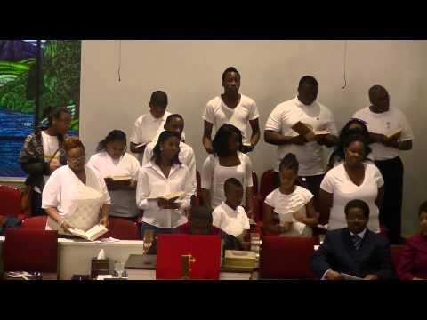 "NHMBC Youth Choir Sings ""This Little Light of Mine"""