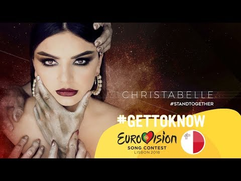 ESC 2018: Get to Know.... CHRISTABELLE BORG from MALTA | Eurovision Song Contest 2018 🇲🇹