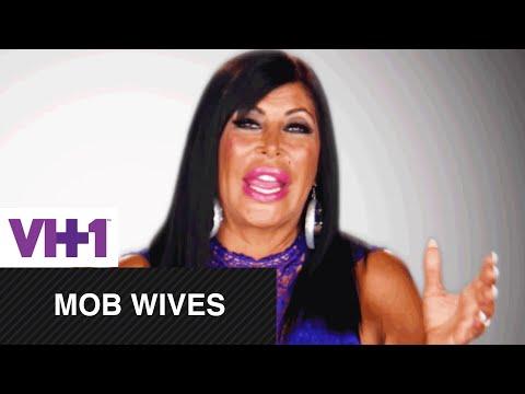 Mob Wives | Big Ang Becomes Upset Over AJ | VH1