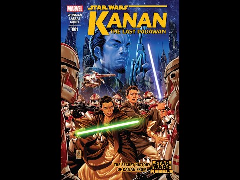 Scotty D's Comic Book Series - Episode 18 (Kanan The Last Pa