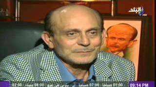 محمد صبحى: القضاء هو الحائط الاخير لمصر