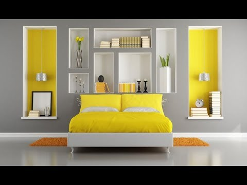 Stylish and Modern Wall Niche Design Ideas - Plan n Design - YouTube