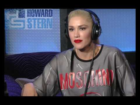 Writing Hollaback Girl & Wind It Up With Pharrell Williams | Gwen Stefani @ Howard Stern (2016)