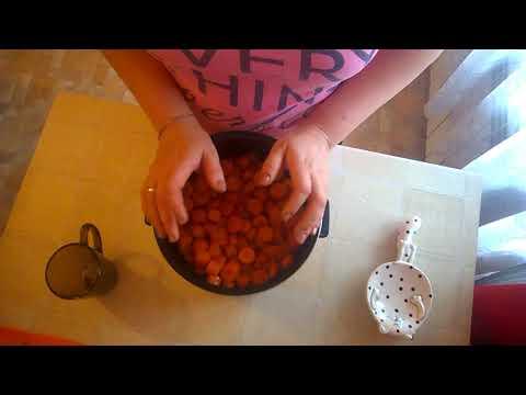 Как сделать паренки из моркови в духовке