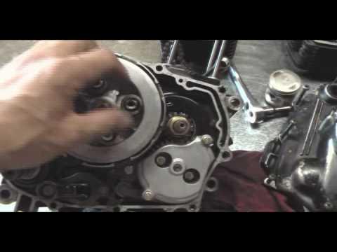 1985 Honda xr80 clutch - YouTube