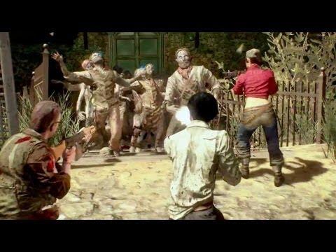 Call of Duty: Black Ops II - Vengeance: Always Running Trailer