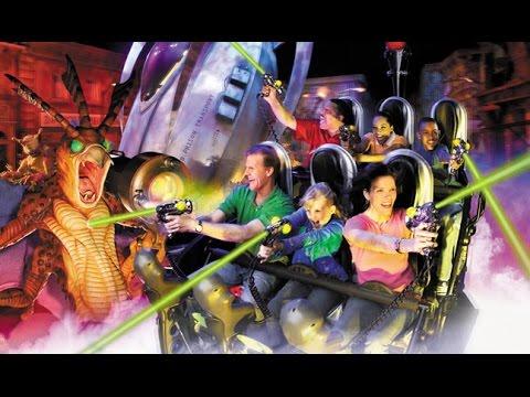 Men In Black: Alien Attack @ Universal Studios Florida Full Ride Through
