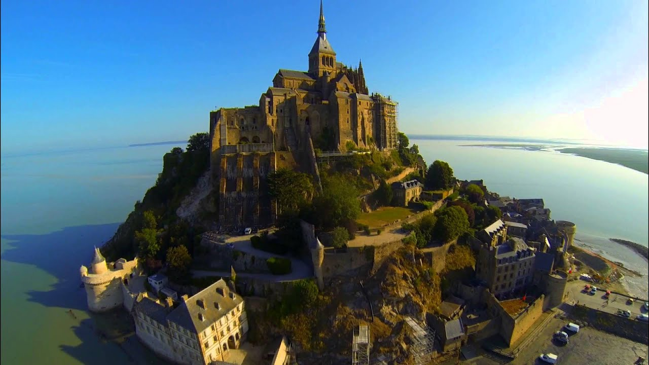 Mont St Michel - YouTube