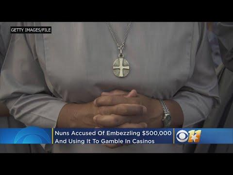 Garrison King - California Nuns Embezzle from Catholic School