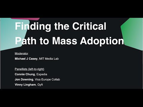 Bitcoin - Finding the Critical Path to Mass Adoption