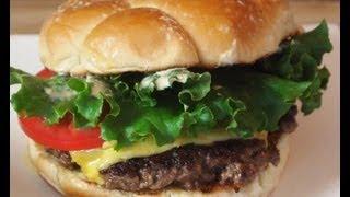 Shake Shack Burger Recipe!