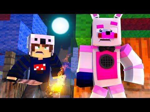Funtime Freddy Murder Mystery! Minecraft FNAF Roleplay