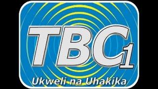 LIVE: Taarifa ya Habari Kutoka  TBC 1 (Machi 19, 2017 - Asubuhi)