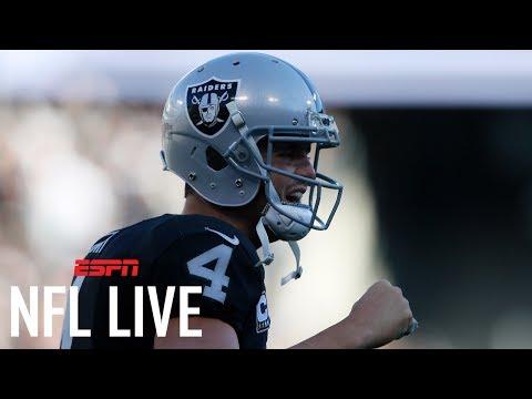 Should There Be A Quarterback Salary Cap? | NFL Live | ESPN