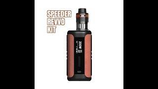 Aspire Speeder with Revvo Tank Kit Review