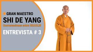Shaolin Spain - Entrevista al Gran Maestro Shi De Yang Parte 3