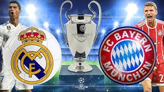 CHAMPIONS LEAGUE LIVE ⚽ HALBFINALE ⚽ REAL MADRID vs FC BAYERN