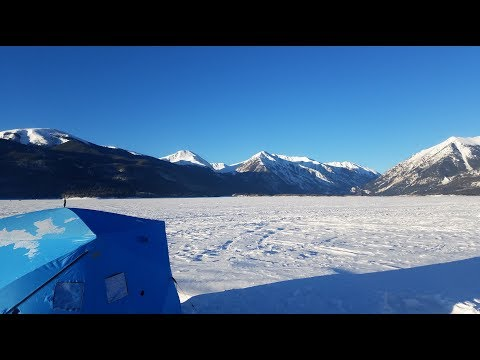 Twin Lakes Ice Fishing Derby