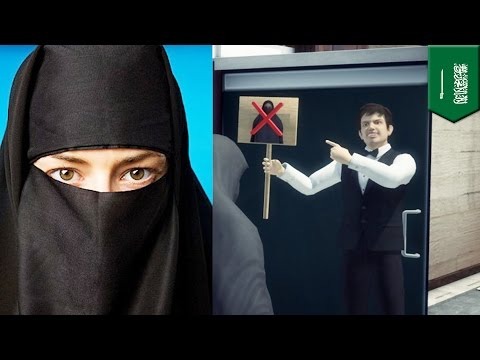 Women's rights: Single women banned from Saudi restaurants for talking, eating and smoking.