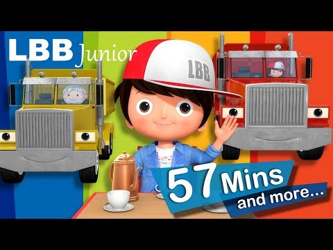 Thumbnail: Tongue Twisting Fun! | And Lots More Original Kids Songs | From LBB Junior!