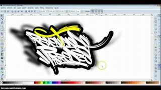 muestra TAG INKSCAPE