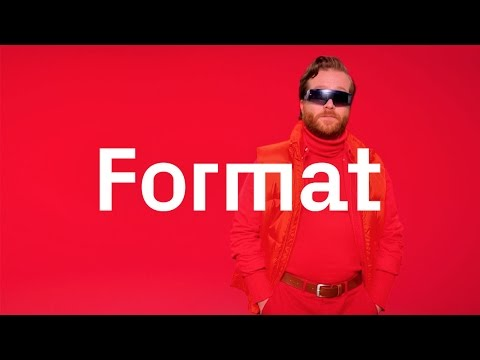 Artists do it better at Format.com