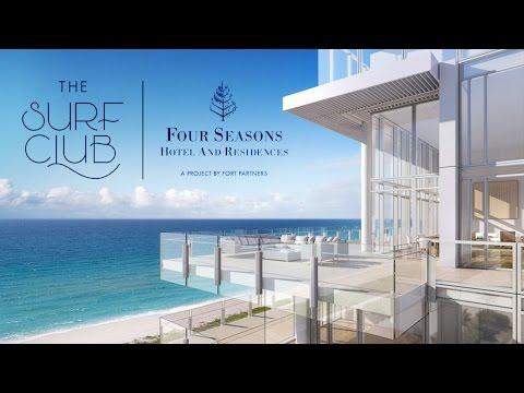 The Surf Club Four Seasons   Surfside   Miami