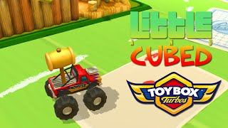 Little And Cubed: Toybox Turbos