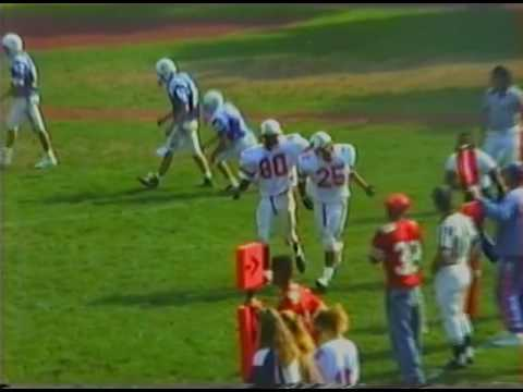 1991 Freeport vs Port Washington Week 4 Win 34 20