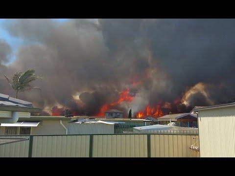 Bushfires and bushfires in Australia