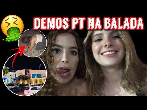 VLOG - FOMOS NO BAILE FUNK DE PORTUGAL